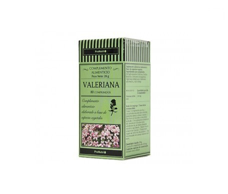 Pronutri Valeriana 80comp