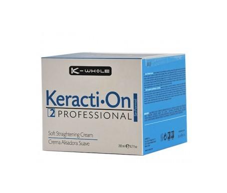Keracti-on crema alisadora suave 200ml
