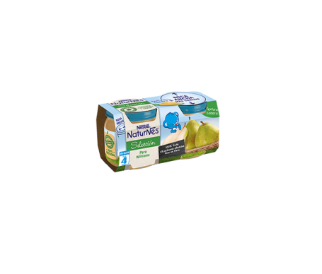 NaturNes pera williams 200g+200g