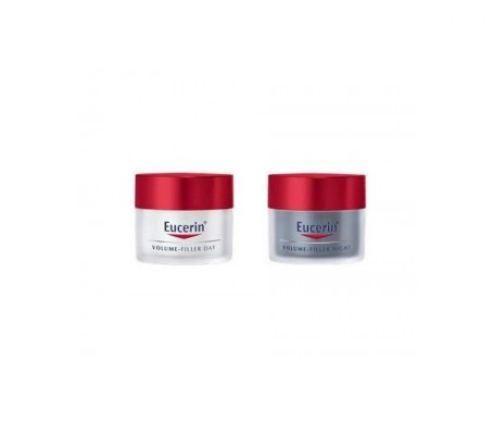 Eucerin™ Pack Volume- Filler day cream 50ml + night cream 50ml for normal and combination skin