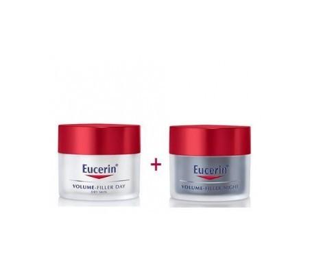 Eucerin® Volume Filler crema día piel seca 50ml + crema noche 50ml