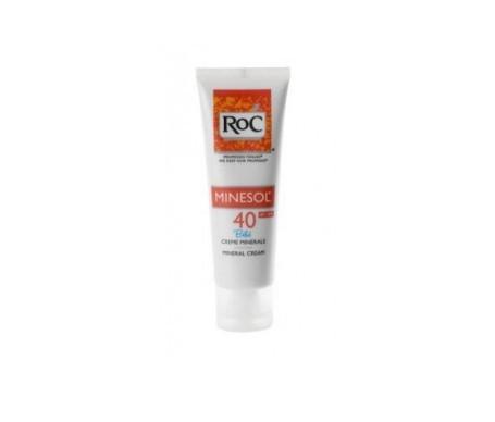 Roc Minesol crema solar SPF40+ 50ml