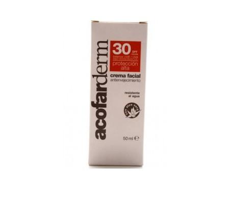 Acofarderm SPF30 crema facial antienvejecimiento 50ml
