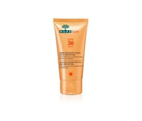 Nuxe Sun crema deliciosa SPF30+ 50ml