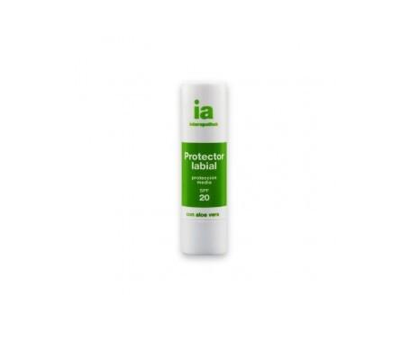 Interapothek protector labial SPF20+ aloe vera 15ml