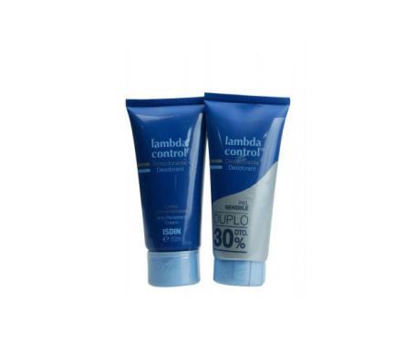 Lambda Control® crema desodorante 2x50ml