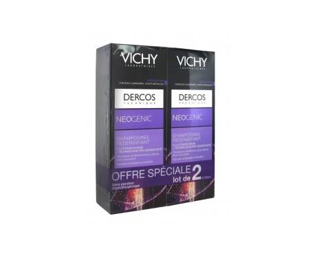 Vichy Dercos Neogenic champú 200ml+200ml
