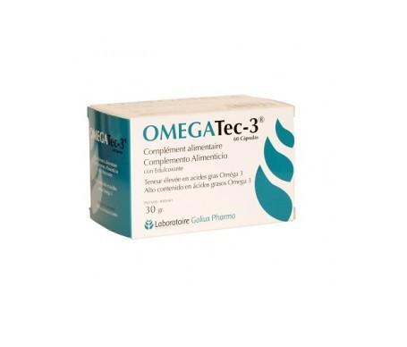 Omegatec-3 60cáps