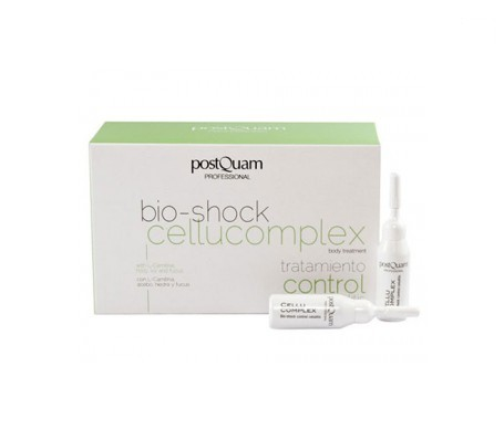 Postquam Bio-shock Cellucomplex 12ampx10ml