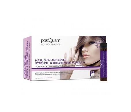 Postquam Hair, Skin & Nail 10amp