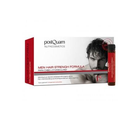 Postquam Men Hair Strenght Formula 10amp