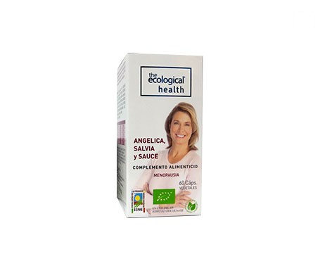 The Ecological Health Menopausia 60cáps