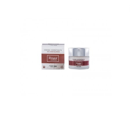 The Ecological Cosmetics moisturising cream acai and hyaluronic acid 50ml