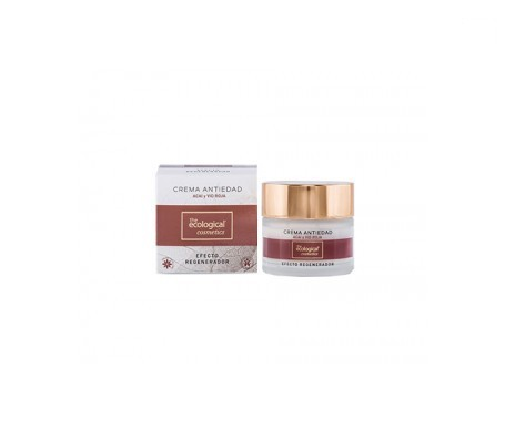 The Ecological Cosmetics anti-ageing cream with acai and red vine 50ml