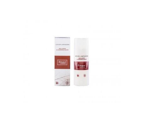 The Ecological Cosmetics loción limpiadora con acai y aceite de almendras 200ml