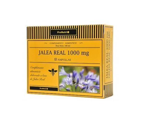 Pronutri Jalea Real 1000mg 10 ampollas