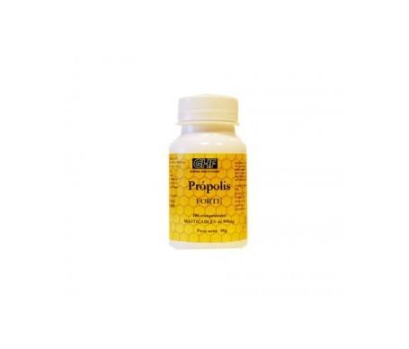GHF Própolis 100 comprimidos masticables