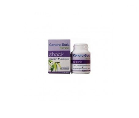 Condro-Sorb® Herbal Shock 60comp