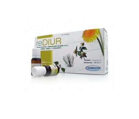 Soria Natural Rediur 10ml 14 viales