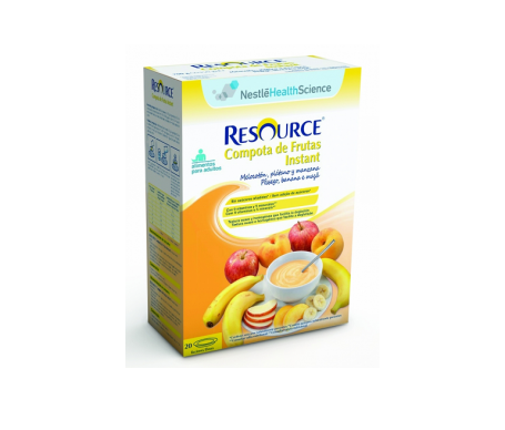 Resource compota fruta instant 700g