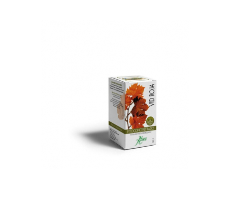 Phytoconcentrated Aboca™ Red vine 50caps