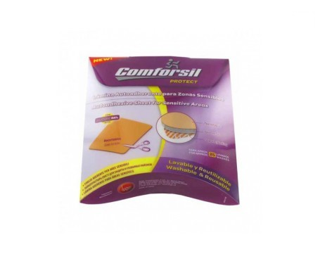 Comforsil Protect apósito zonas sensibles lámina autoadhesiva 1ud