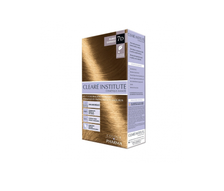 Colour Clinuance D7 rubio dorado