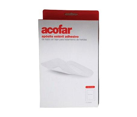 Acofar apósito estéril adhesivo 15x10cm 10uds