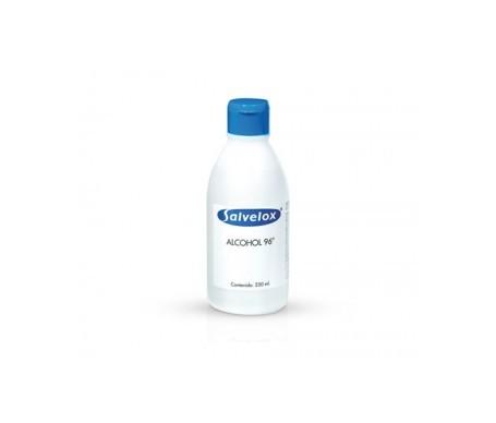 Salvelox alcohol 96º 250ml