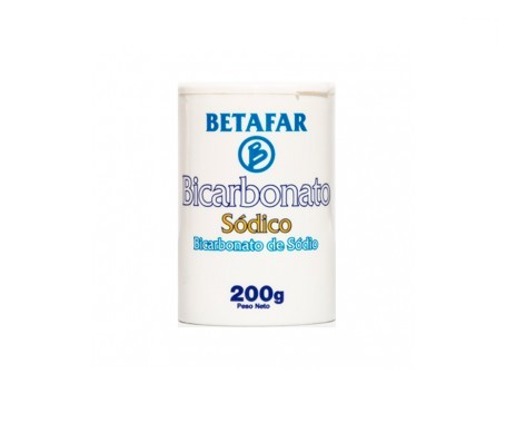 Betafar bicarbonato 200g