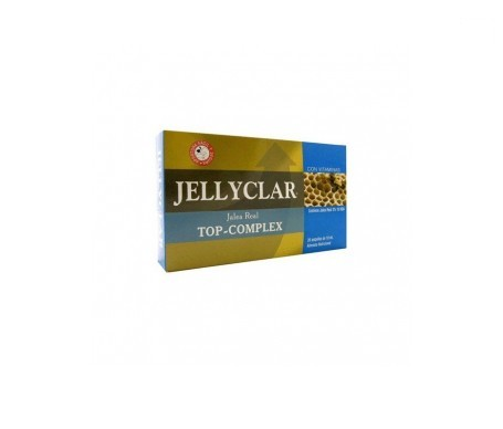 Jellyclar™ Royal Jelly Top-Complex 20amp