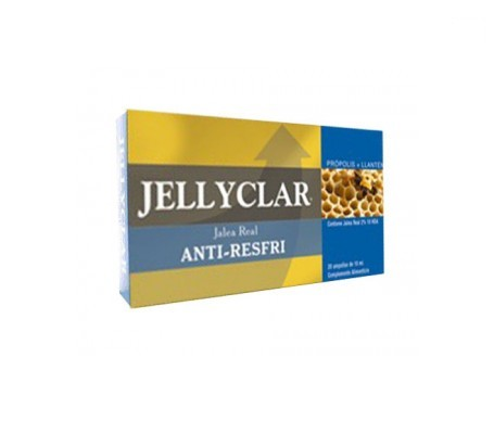 Jellyclar™ Gelée Royale Anti-Resfri 20amp