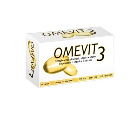 Dieticlar Omevit 3 60 perlas