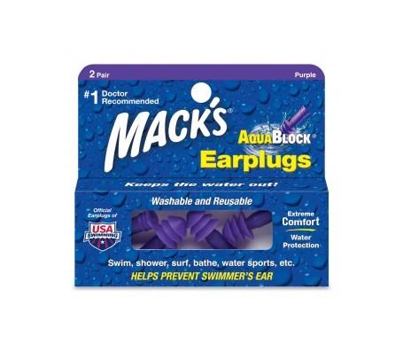 Mack's® Aquablock® 2 pares