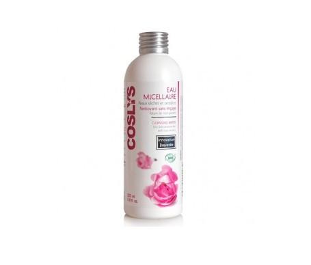 Coslys agua micelar con extracto de rosa 200ml