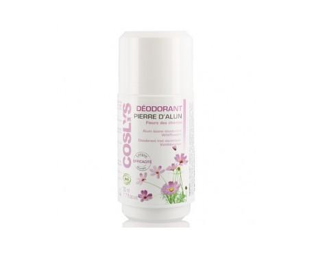 Coslys desodorante flores silvestres potassium alum 50ml
