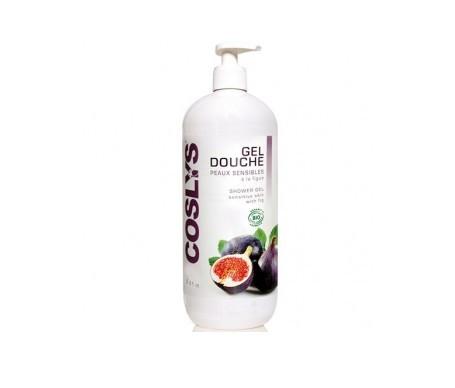 Coslys gel de ducha con higo para piel sensible 1l