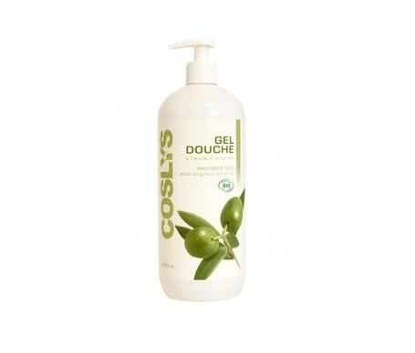 Coslys gel de ducha protector con aceite de oliva 1l
