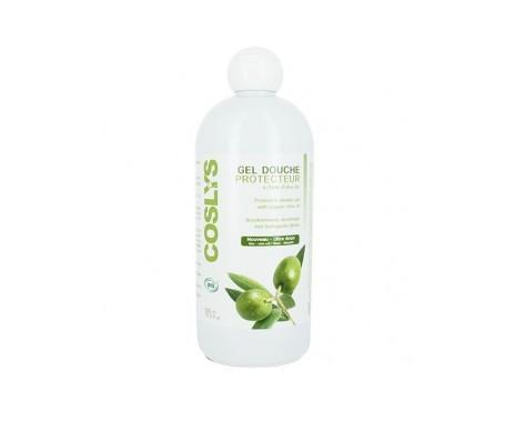 Coslys gel de ducha protector con aceite de oliva 500ml