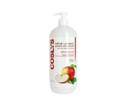 Coslys gel de manos con manzana Bio + dosificador 1l