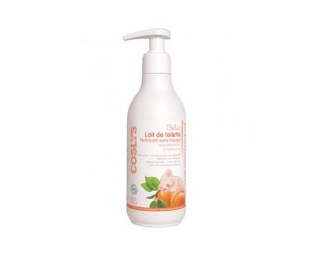 Coslys Bebé leche limpiadora 250ml
