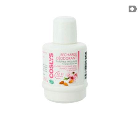 Coslys recarga desodorante almendra 50ml