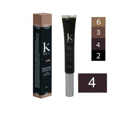 K pour Karité máscara capilar Nº4 castaño 15g
