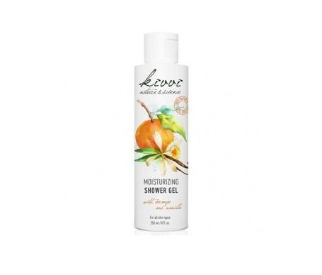 Kivvi gel de ducha hidratante naranja & vainilla 250ml
