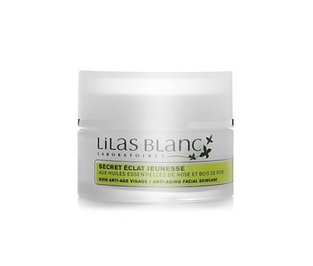 Lilas Blanc crema antiarrugas de día extra rica 50ml