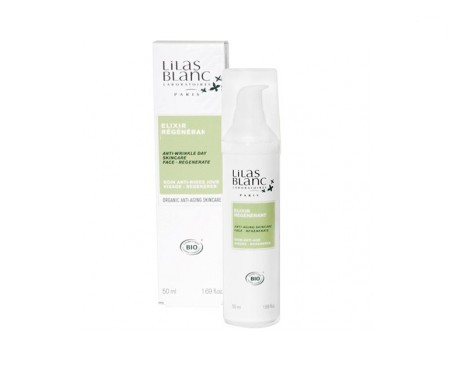 Lilas Blanc elixir regenerante anti-arrugas de noche 50ml