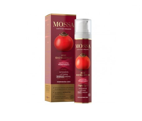 Mossa Age Excellence crema día reafirmante intensiva 50ml