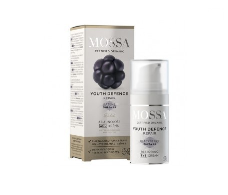 Mossa Youth Defence contorno de ojos regenerador 15ml