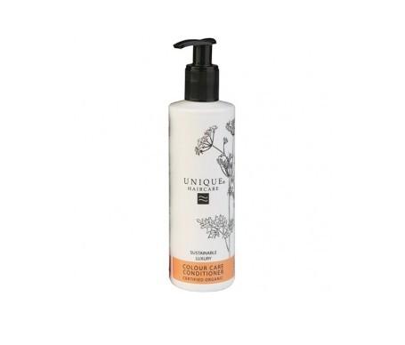 Unique mascarilla cabello teñido certificada orgánico sin perfume 150ml