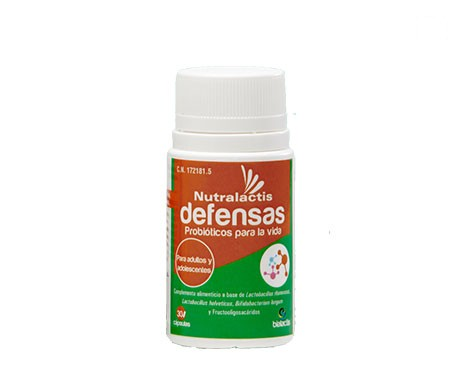 Nutralactis Defensas 30cáps